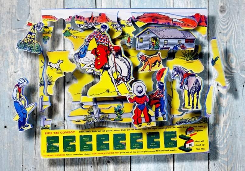 Ranch Puzzle