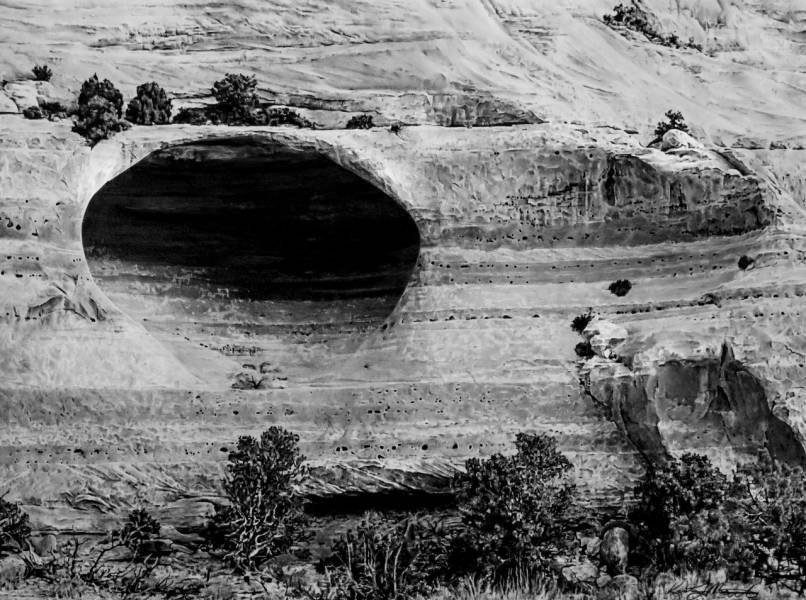 Cedar Mesa Formation III