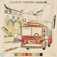 Color by Numbers: Art Tour