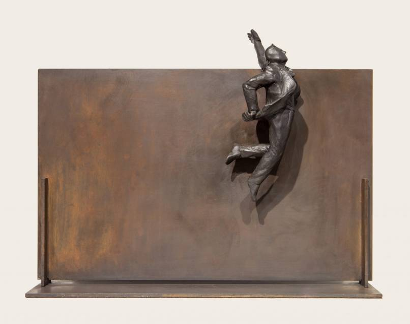 Leap Of Faith Maquette