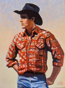 Man in Plaid - Gary Ernest Smith