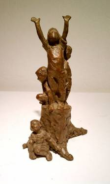 Touch the Sky (Maquette)